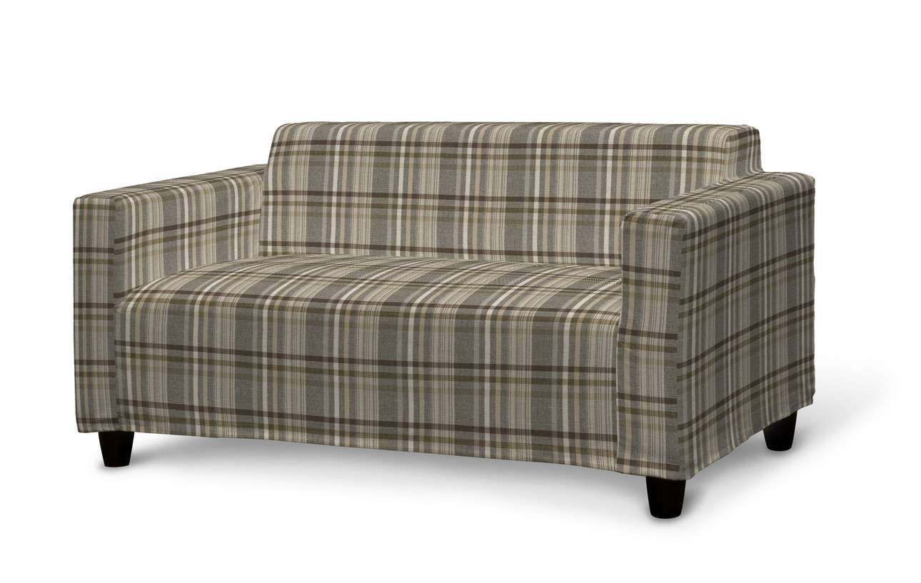 Pokrowiec na sofę Klobo w kolekcji Edinburgh, tkanina: 703-17