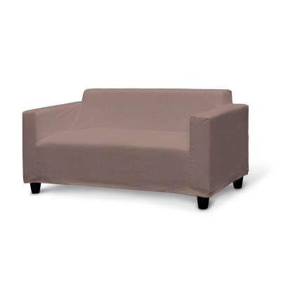 IKEA KLOBO sofos užvalkalas 704-83 prigesintas rožinis šenilinis audinys Kolekcija City