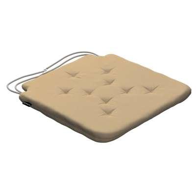 Siedzisko Olek na krzesło w kolekcji Cotton Panama, tkanina: 702-01