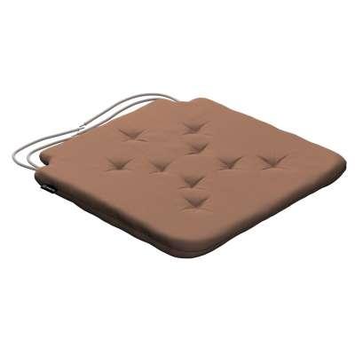 Siedzisko Olek na krzesło w kolekcji Cotton Panama, tkanina: 702-02