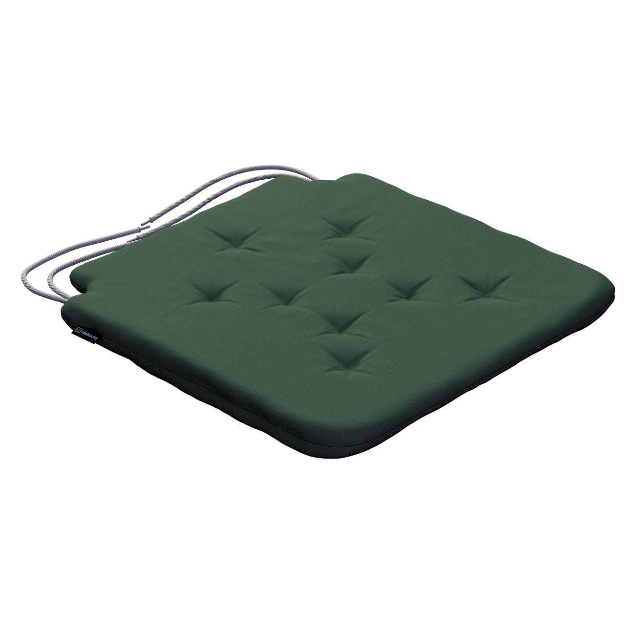 Siedzisko Olek na krzesło 42x41x3,5cm w kolekcji Cotton Panama, tkanina: 702-06