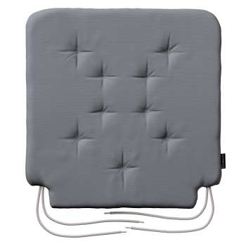 Siedzisko Olek na krzesło 42x41x3,5cm w kolekcji Cotton Panama, tkanina: 702-07