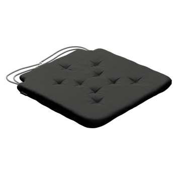 Siedzisko Olek na krzesło 42x41x3,5cm w kolekcji Cotton Panama, tkanina: 702-08