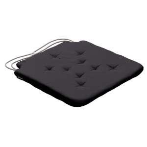 Siedzisko Olek na krzesło 42x41x3,5cm w kolekcji Cotton Panama, tkanina: 702-09