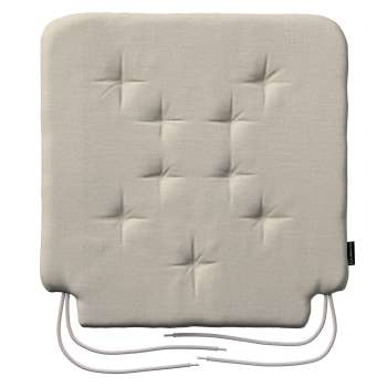 Siedzisko Olek na krzesło w kolekcji Linen, tkanina: 392-05