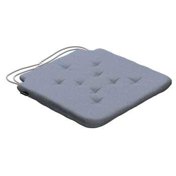 Siedzisko Olek na krzesło 42x41x3,5cm w kolekcji Chenille, tkanina: 702-13