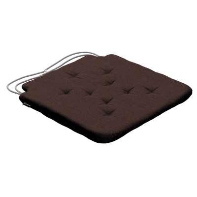 Siedzisko Olek na krzesło w kolekcji Chenille, tkanina: 702-18