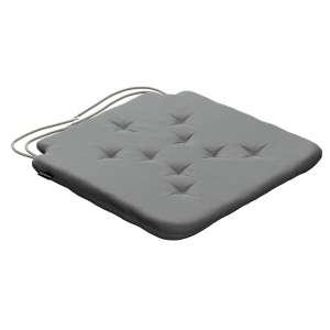 Siedzisko Olek na krzesło 42x41x3,5cm w kolekcji Loneta, tkanina: 133-24