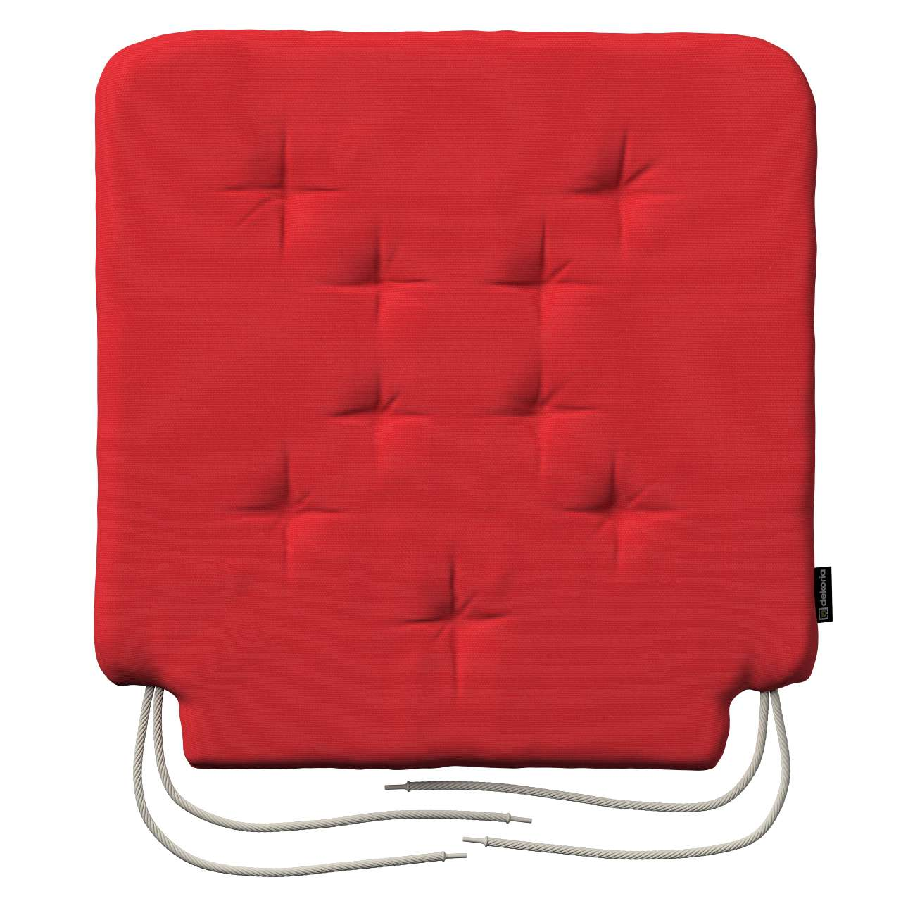 Siedzisko Olek na krzesło 42x41x3,5cm w kolekcji Loneta, tkanina: 133-43