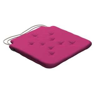 Siedzisko Olek na krzesło 42x41x3,5cm w kolekcji Loneta, tkanina: 133-60