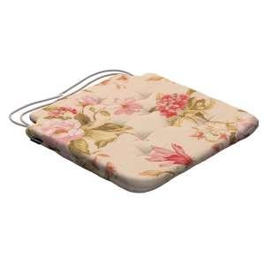 Siedzisko Olek na krzesło 42x41x3,5cm w kolekcji Londres, tkanina: 123-05