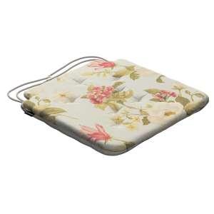 Siedzisko Olek na krzesło 42x41x3,5cm w kolekcji Londres, tkanina: 123-65