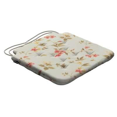 Siedzisko Olek na krzesło w kolekcji Londres, tkanina: 124-65