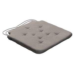 Siedzisko Olek na krzesło 42x41x3,5cm w kolekcji Etna , tkanina: 705-09