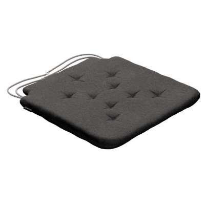 Siedzisko Olek na krzesło w kolekcji Etna, tkanina: 705-35