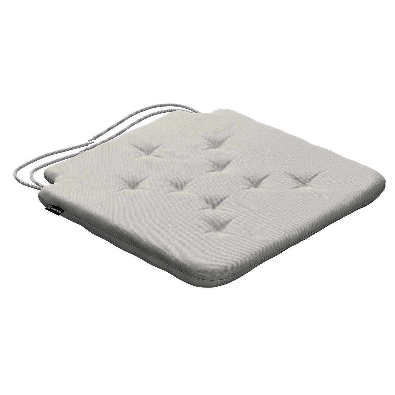 Siedzisko Olek na krzesło 42x41x3,5cm w kolekcji Etna , tkanina: 705-90