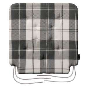 Siedzisko Olek na krzesło 42x41x3,5cm w kolekcji Edinburgh, tkanina: 115-74