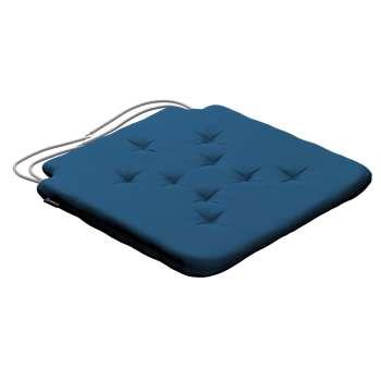 Siedzisko Olek na krzesło 42x41x3,5cm w kolekcji Cotton Panama, tkanina: 702-30