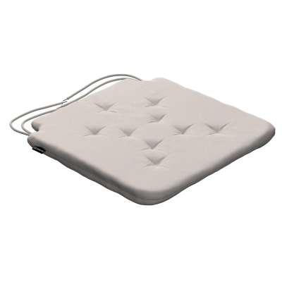 Siedzisko Olek na krzesło w kolekcji Cotton Panama, tkanina: 702-31
