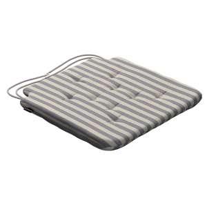 Siedzisko Olek na krzesło 42x41x3,5cm w kolekcji Quadro, tkanina: 136-02