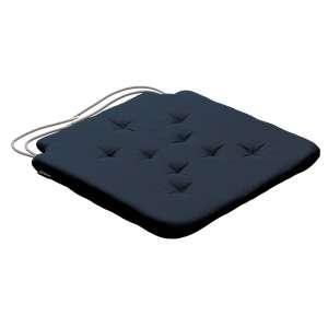 Siedzisko Olek na krzesło 42x41x3,5cm w kolekcji Quadro, tkanina: 136-04