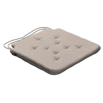 Kėdės pagalvėlė Olek  kolekcijoje Quadro, audinys: 136-05