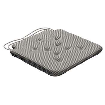 Kėdės pagalvėlė Olek  42 x 41 x 3,5 cm kolekcijoje Quadro, audinys: 136-10