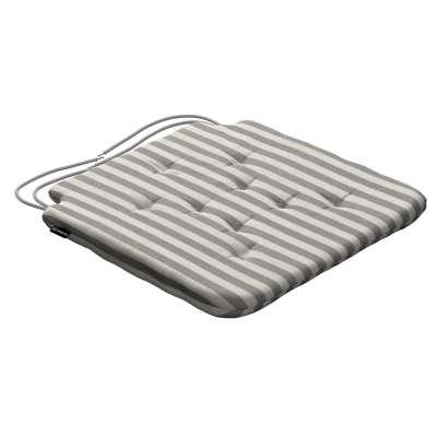 Siedzisko Olek na krzesło w kolekcji Quadro, tkanina: 136-12