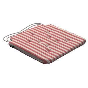 Siedzisko Olek na krzesło 42x41x3,5cm w kolekcji Quadro, tkanina: 136-17