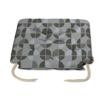 Oleg seat pad with ties