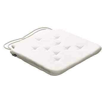 Siedzisko Olek na krzesło 42x41x3,5cm w kolekcji Cotton Panama, tkanina: 702-34