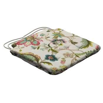 Siedzisko Olek na krzesło 42x41x3,5cm w kolekcji Londres, tkanina: 122-00