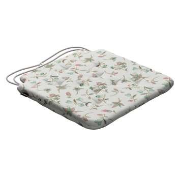 Siedzisko Olek na krzesło 42x41x3,5cm w kolekcji Londres, tkanina: 122-02