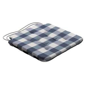 Kėdės pagalvėlė Olek  42 x 41 x 3,5 cm kolekcijoje Quadro, audinys: 136-03