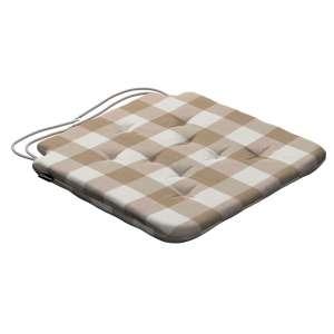 Kėdės pagalvėlė Olek  42 x 41 x 3,5 cm kolekcijoje Quadro, audinys: 136-08