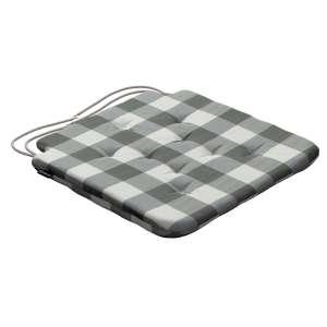 Kėdės pagalvėlė Olek  42 x 41 x 3,5 cm kolekcijoje Quadro, audinys: 136-13