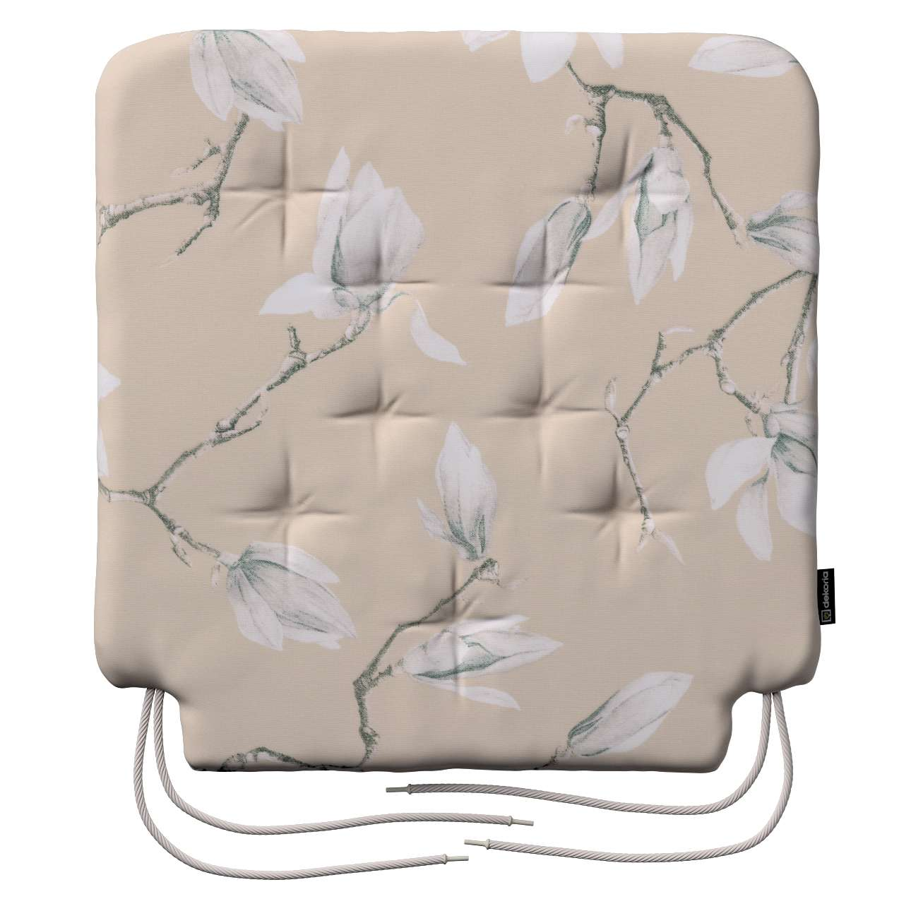 Kėdės pagalvėlė Olek  42 x 41 x 3,5 cm kolekcijoje Flowers, audinys: 311-12