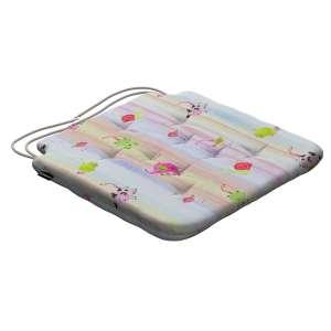 Siedzisko Olek na krzesło 42x41x3,5cm w kolekcji Apanona, tkanina: 151-05