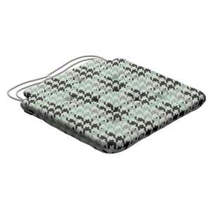 Siedzisko Olek na krzesło 42x41x3,5cm w kolekcji Brooklyn, tkanina: 137-77