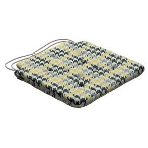Siedzisko Olek na krzesło 42x41x3,5cm w kolekcji Brooklyn, tkanina: 137-79