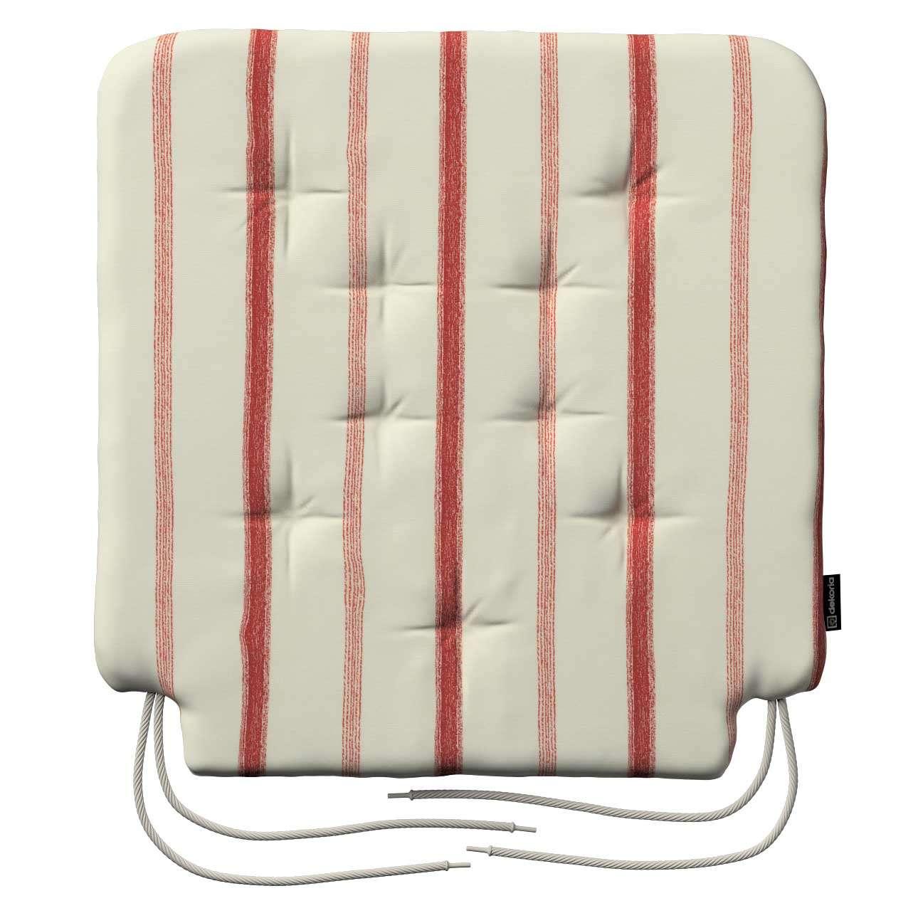 Kėdės pagalvėlė Olek  42 x 41 x 3,5 cm kolekcijoje Avinon, audinys: 129-15