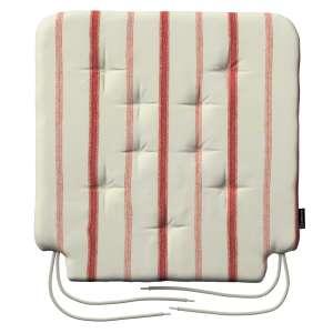 Siedzisko Olek na krzesło 42x41x3,5cm w kolekcji Avinon, tkanina: 129-15