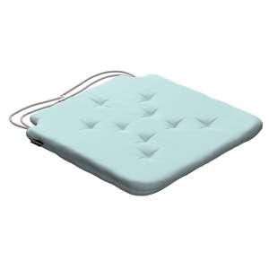 Siedzisko Olek na krzesło 42x41x3,5cm w kolekcji Cotton Panama, tkanina: 702-10