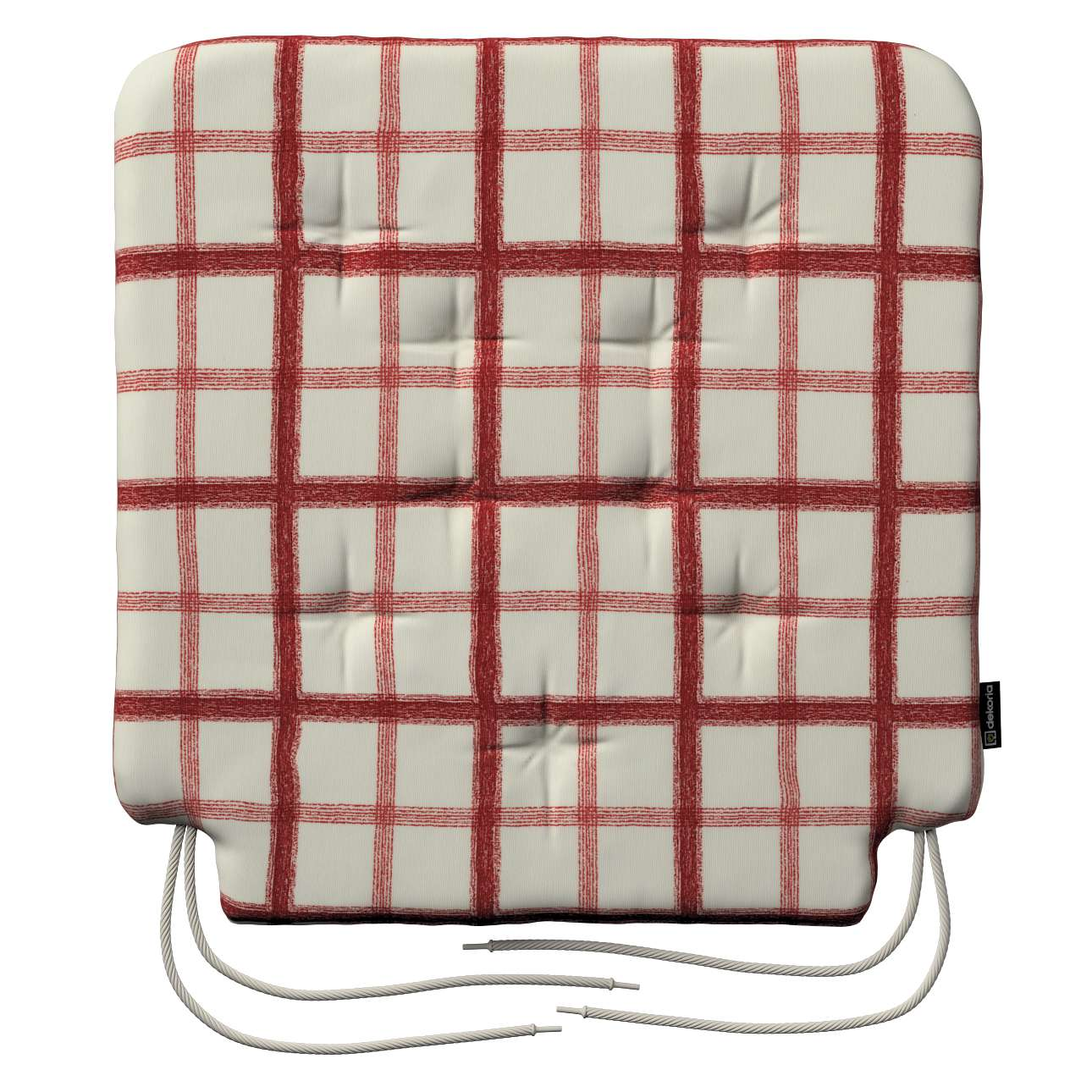Siedzisko Olek na krzesło 42x41x3,5cm w kolekcji Avinon, tkanina: 131-15
