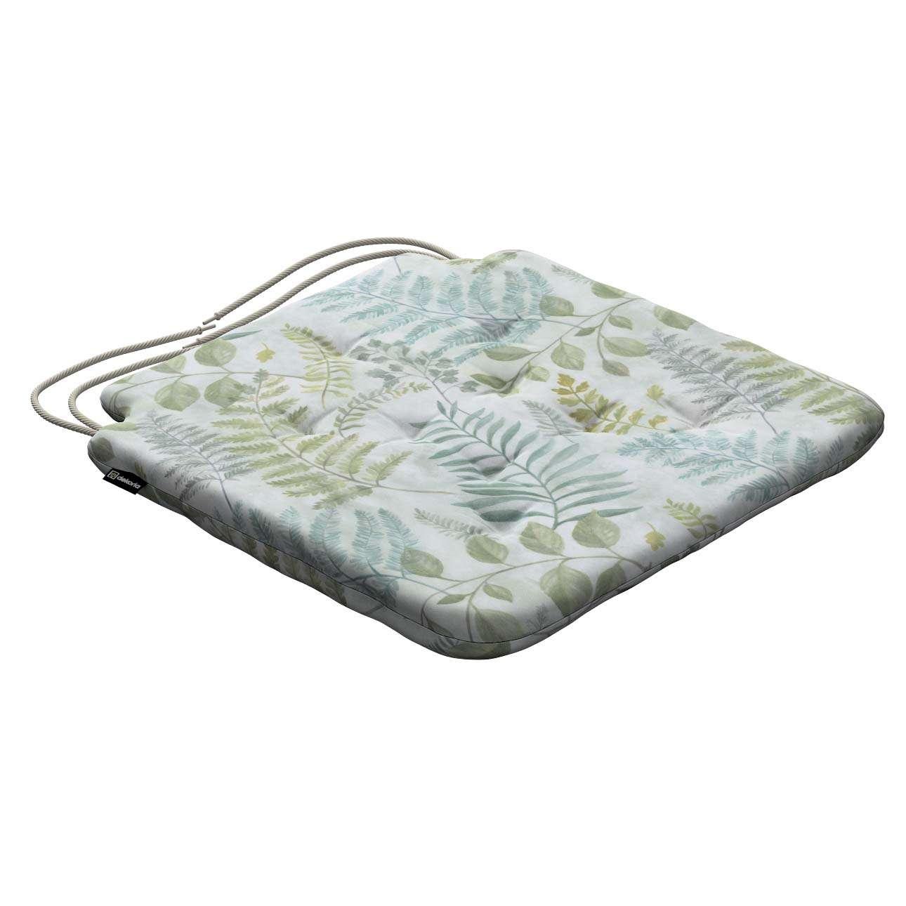 Siedzisko Olek na krzesło w kolekcji Pastel Forest, tkanina: 142-46