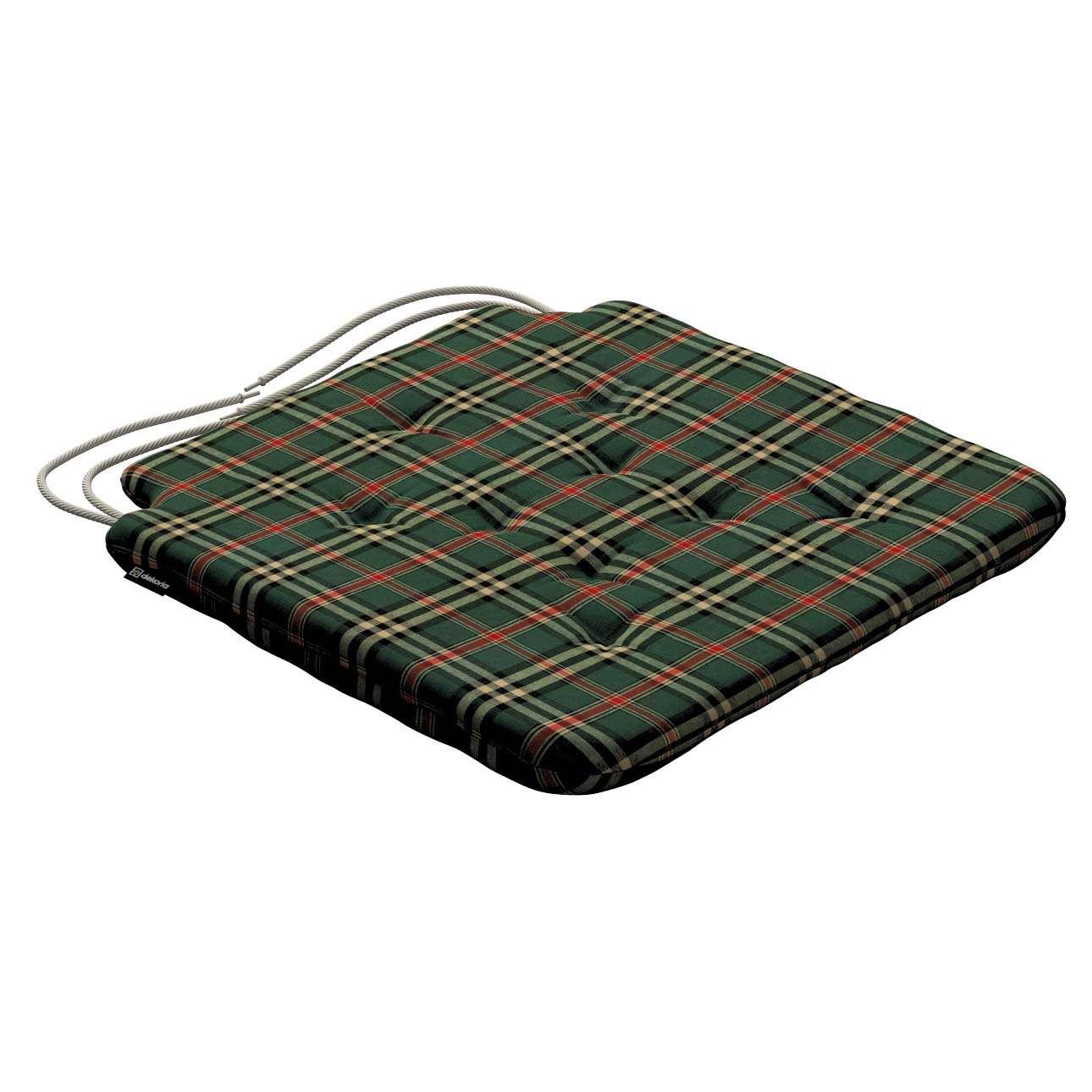 Siedzisko Olek na krzesło w kolekcji Bristol, tkanina: 142-69