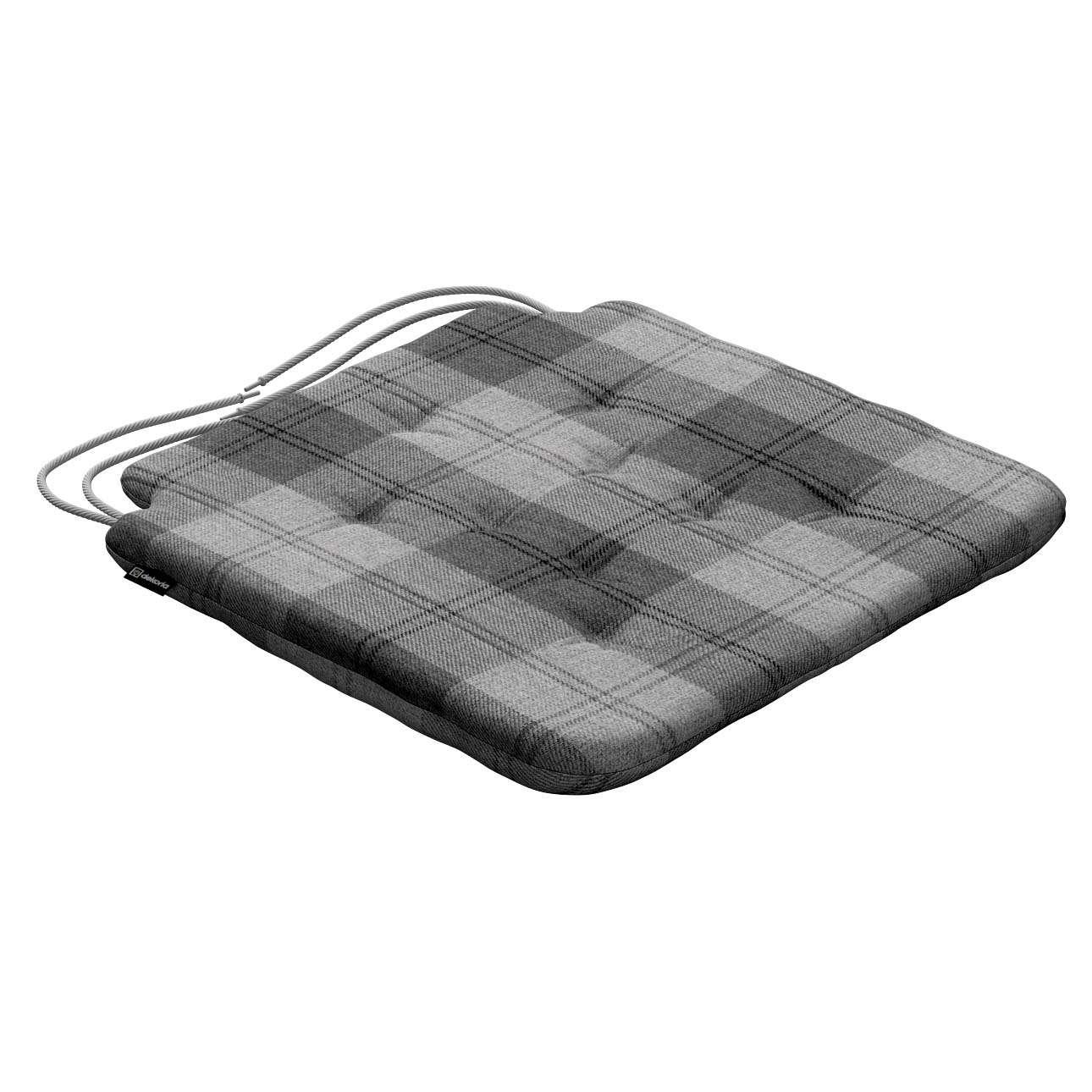 Siedzisko Olek na krzesło w kolekcji Edinburgh, tkanina: 115-75