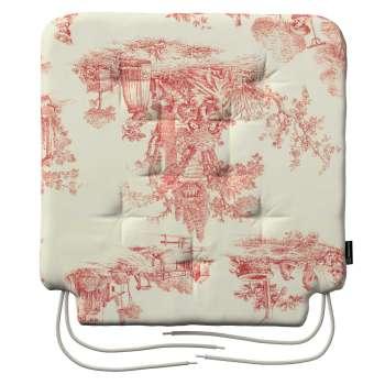 Siedzisko Olek na krzesło 42x41x3,5cm w kolekcji Avinon, tkanina: 132-15