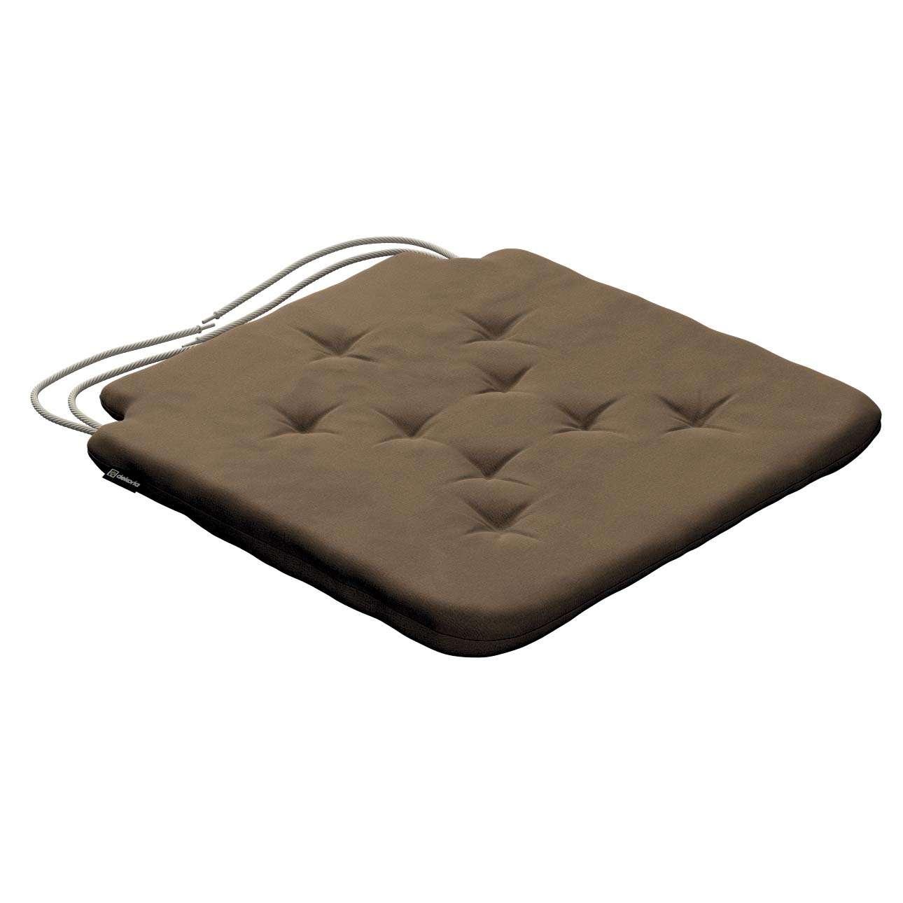 Siedzisko Olek na krzesło w kolekcji Living, tkanina: 160-94