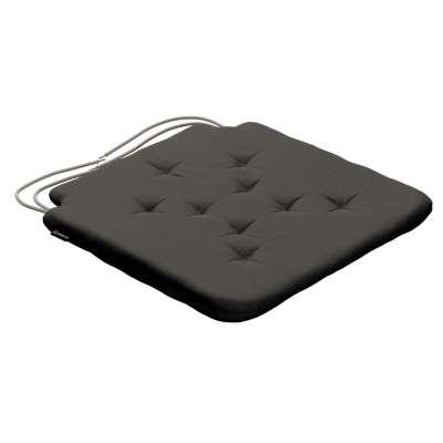 Siedzisko Olek na krzesło 161-55 ciemny szary Kolekcja Living